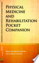 Physical Medicine   Rehabilitation Pocket Companion