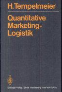 Quantitative Marketing-Logistik