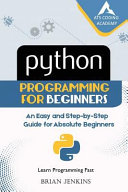 Python   Python Programming for Beginners