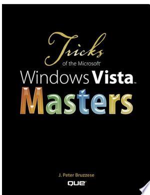Tricks of the Microsoft Windows Vista Masters (Adobe Reader) - ISBN:9780132714723