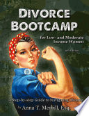 Divorce Bootcamp For Low And Moderate Income Women 6th Edition