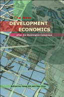 The New Development Economics