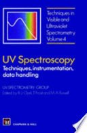 UV Spectroscopy