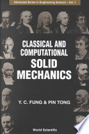 Classical and Computational Solid Mechanics