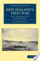 New Zealand s First War