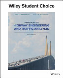 Principles of Highway Engineering and Traffic Analysis