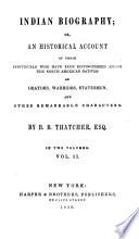 Indian Biography book