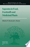 Saponins in Food, Feedstuffs and Medicinal Plants They Can Be Found In