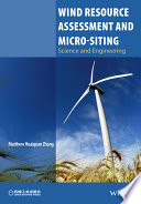 Wind Resource Assessment And Micro Siting