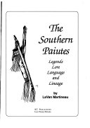 The southern Paiutes