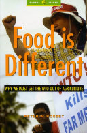 download ebook food is different pdf epub