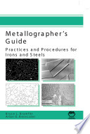 Metallographer s Guide