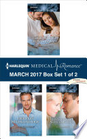 Harlequin Medical Romance March 2017 Box Set 1 Of 2