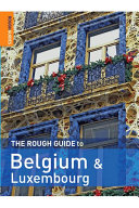 The Rough Guide to Belgium   Luxembourg