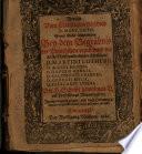 Bericht Vom Christlichen Abschied D. Mart. Luth