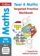 Year 4 Maths Targeted Practice Workbook