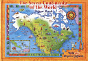 The Seven Continents of the World Jigsaw Book