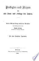 Tirolische Zeitschrift f  r Kanzelberedsamkeit