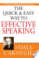 download ebook the quick and easy way to effective speaking pdf epub