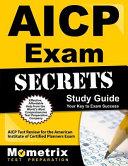 Aicp Exam Secrets Study Guide