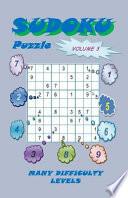 Sudoku Puzzle, Volume 3