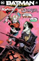 Batman Prelude To The Wedding Harley Quinn Vs Joker 2018 1