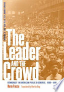 The Leader and the Crowd