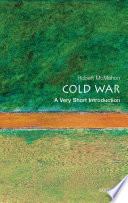 The Cold War  A Very Short Introduction