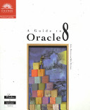 A Guide to Oracle 8