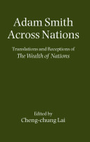 download ebook adam smith across nations : translations and receptions of the wealth of nations pdf epub