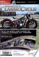 Walneck's Classic Cycle Trader: July 2010