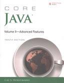 Core Java Volume Ii Advanced Features