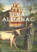 Texas Almanac 2006 2007 Book PDF