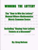 Winning The Lottery : my winning lottery tickets, side-by-side,...
