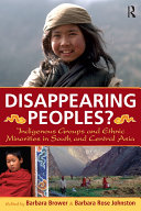 download ebook disappearing peoples? pdf epub
