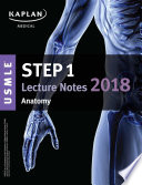 Usmle Step 1 Lecture Notes 2018 Anatomy