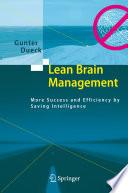 Lean Brain Management