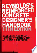 Reinforced Concrete Designer S Handbook Eleventh Edition