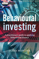 Behavioural Investing