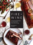 Book Fire   Wine