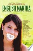 ENGLISH MANTRA