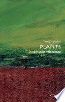 Plants  A Very Short Introduction