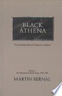 Black Athena  The archaeological and documentary evidence