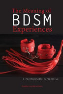MEANING OF BDSM EXPERIENCES