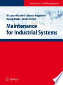 Maintenance for Industrial Systems