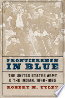 Frontiersmen in Blue