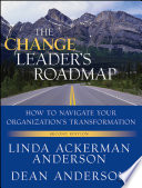 The Change Leader s Roadmap