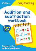 Addition and Subtraction Workbook Ages 5 7