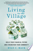Living in the Village Yourself And Your Community Financial Planning Isn T Easy
