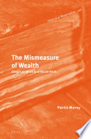 The Mismeasure of Wealth